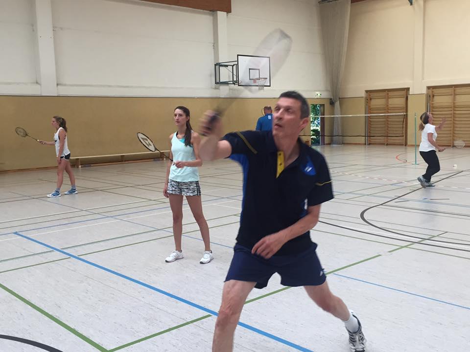 Bad Durkheim Badminton